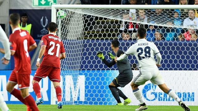 Zidane prijst Asensio na wonderschone eerste treffer voor Real