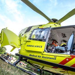 Twee kinderen ernstig gewond in Etten-Leur