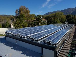 Aan ambities ontbreekt het bij Solarus Sunpower niet