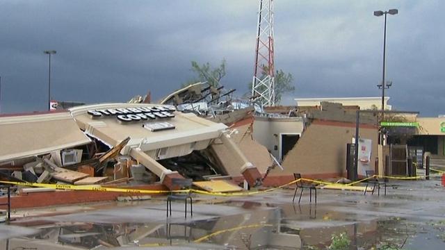 Tornado's zorgen voor veel schade in Amerikaanse staat Indiana