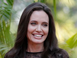 Jolie reist heen en weer vanuit VS voor gastlessen London School of Economics
