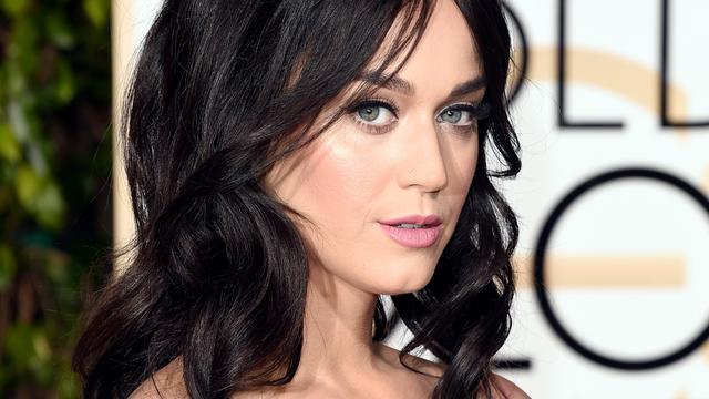 'Katy Perry flirt met Orlando Bloom op Golden Globes-feestje'