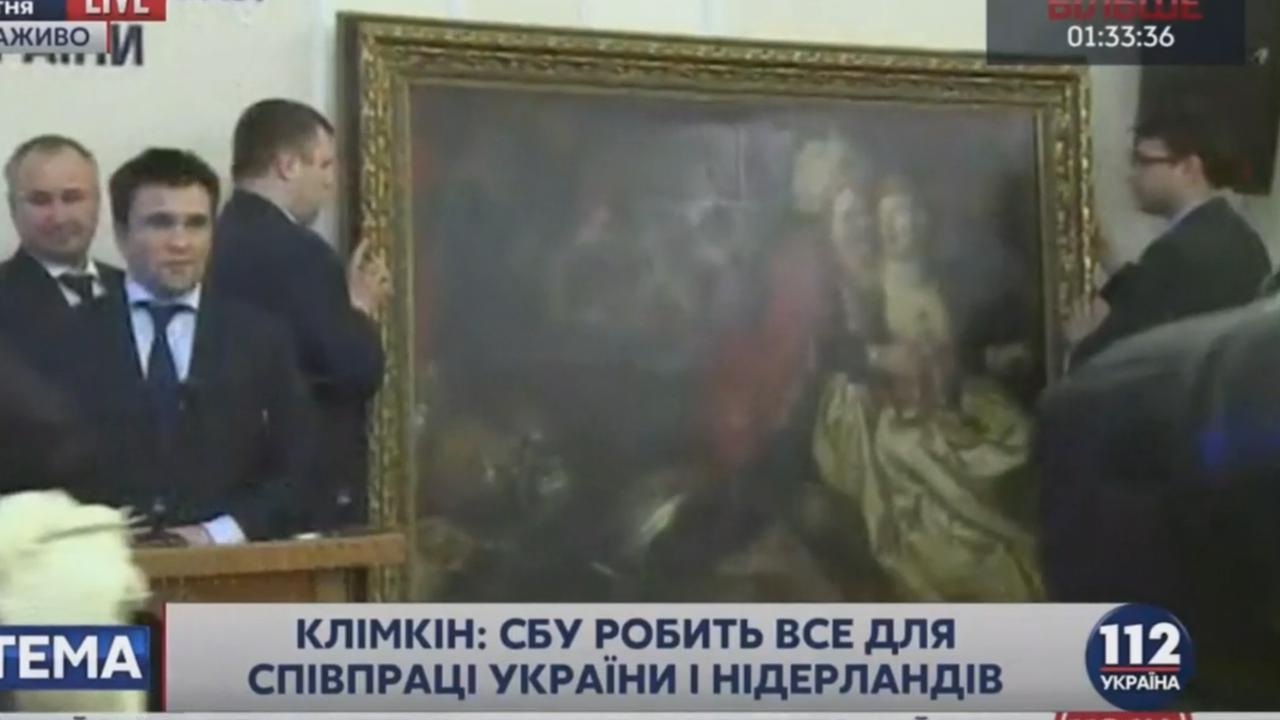 Vier schilderijen Westfries museum werden in april teruggevonden