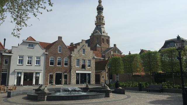 Gemeente Knokke-Heist geeft optreden in Zierikzee als bedankje