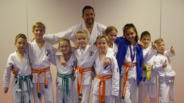 Dinteloordse behaalt brons op EK Karate in Londen