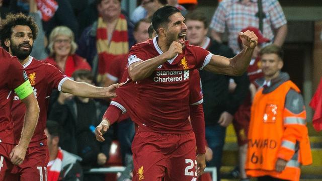 Samenvatting: Liverpool-Hoffenheim (4-2)
