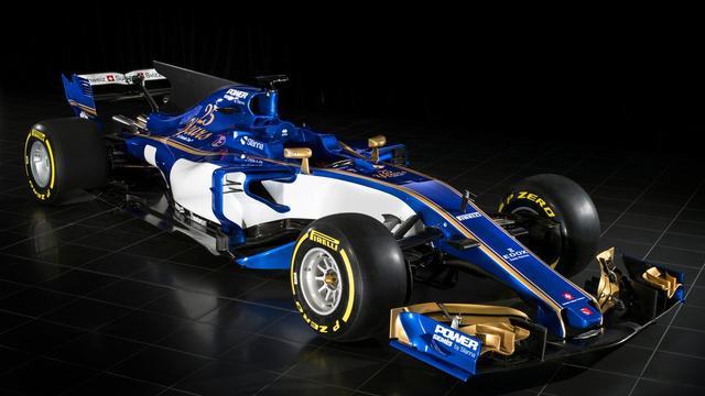 Sauber presenteert 'jubileumauto' voor nieuw Formule 1-seizoen
