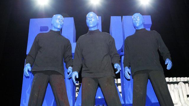 Cirque du Soleil neemt Blue Man Group over voor groter showaanbod