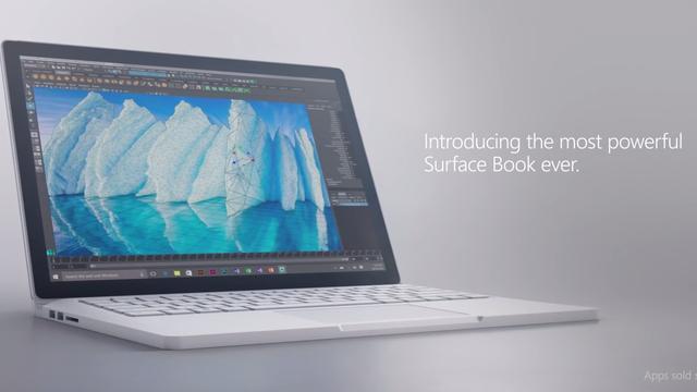 Surface Book van Microsoft komt begin 2017 naar Nederland
