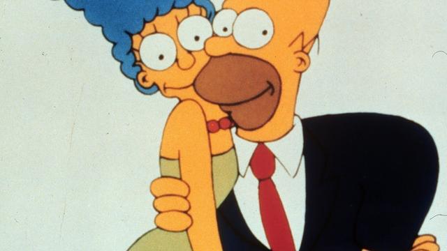 39 homer simpson en zijn vrouw komen weer bij elkaar 39 nu - Homer simpson nu ...
