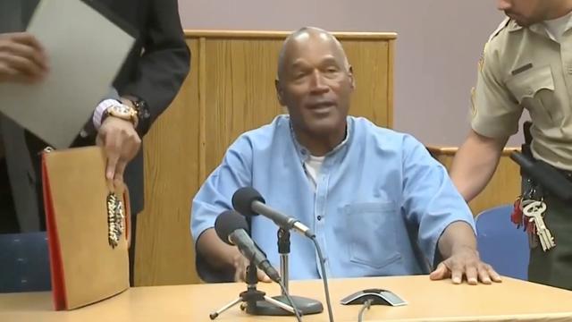 O.J. Simpson bedankt reclassering na besluit vervroegde vrijlating