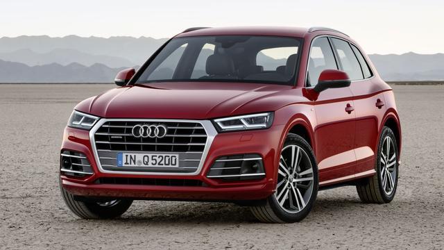 Eerste rij-impressie Audi Q5