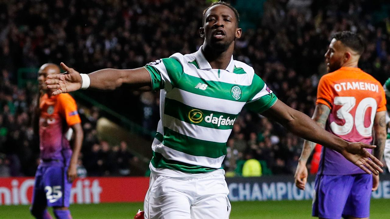 Samenvatting Celtic-Manchester City (3-3)