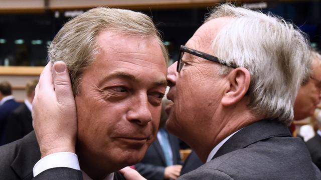Juncker wil snel duidelijkheid van Cameron over Brexit