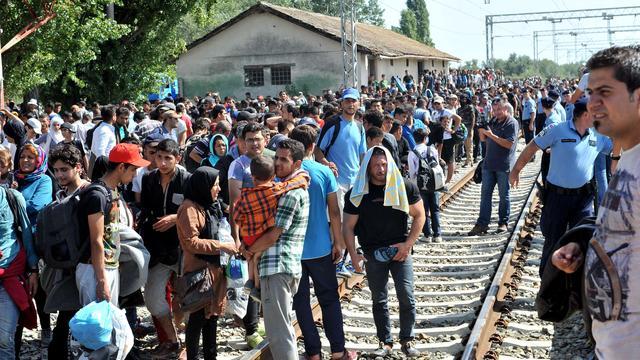 Juridische stappen tegen Hongarije en Polen om vluchtelingendeal