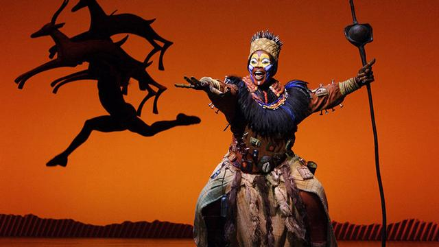 Vanaf 53 euro naar Disney's The Lion King