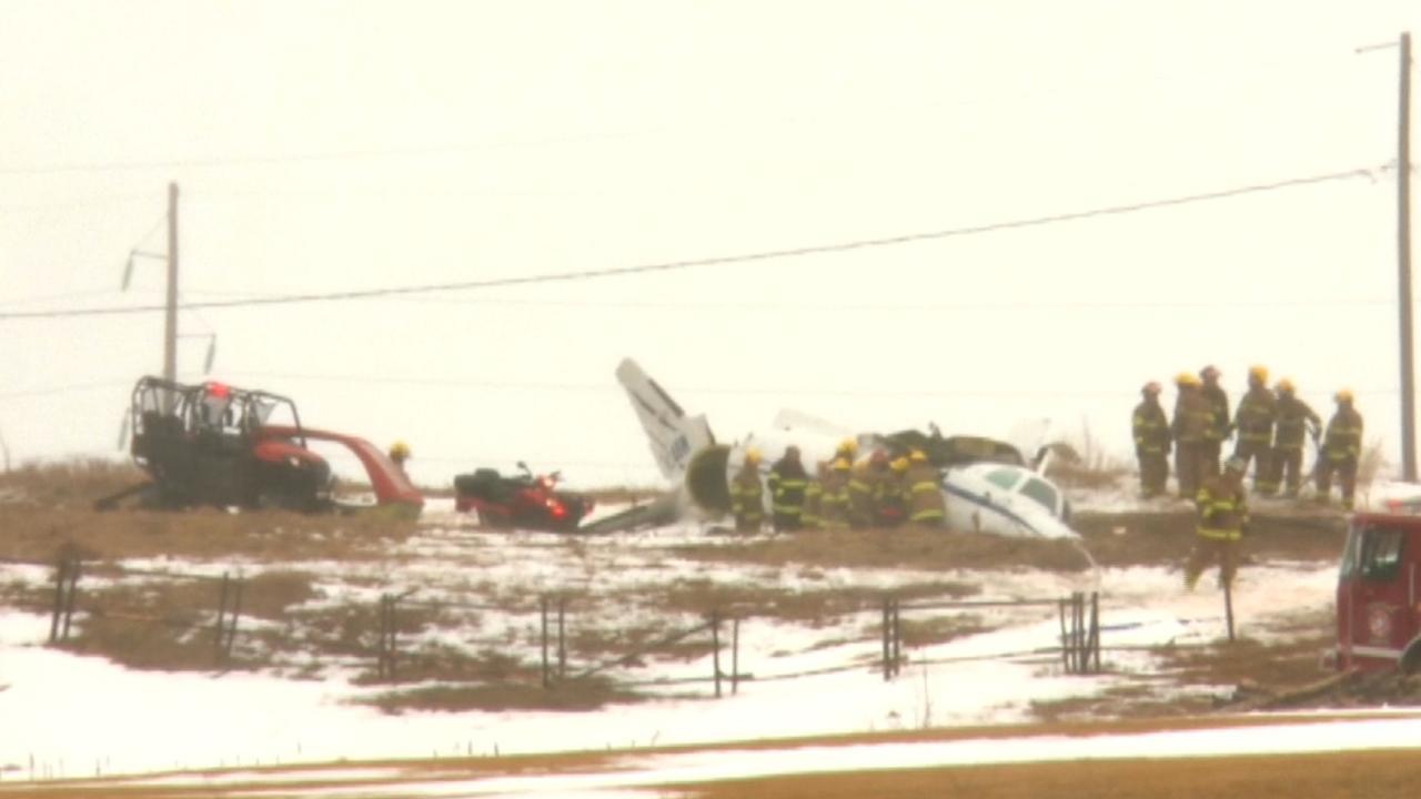 Zeven doden door vliegtuigongeval in Canada