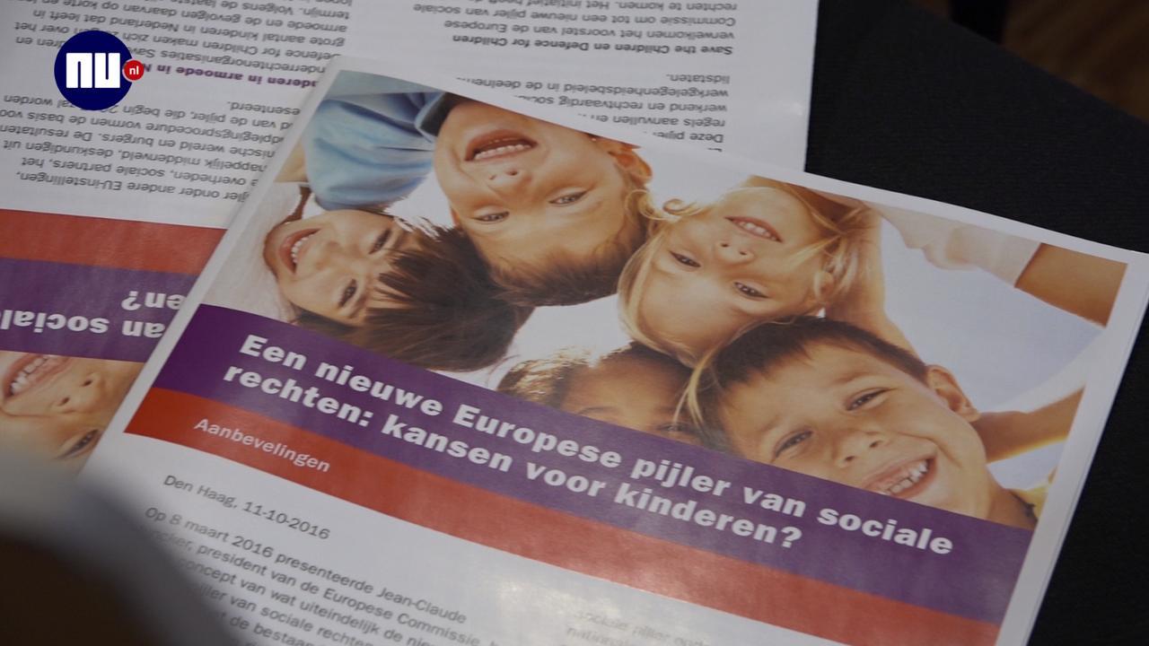 Kinderrechtenorganisaties luiden noodklok voor kinderarmoede