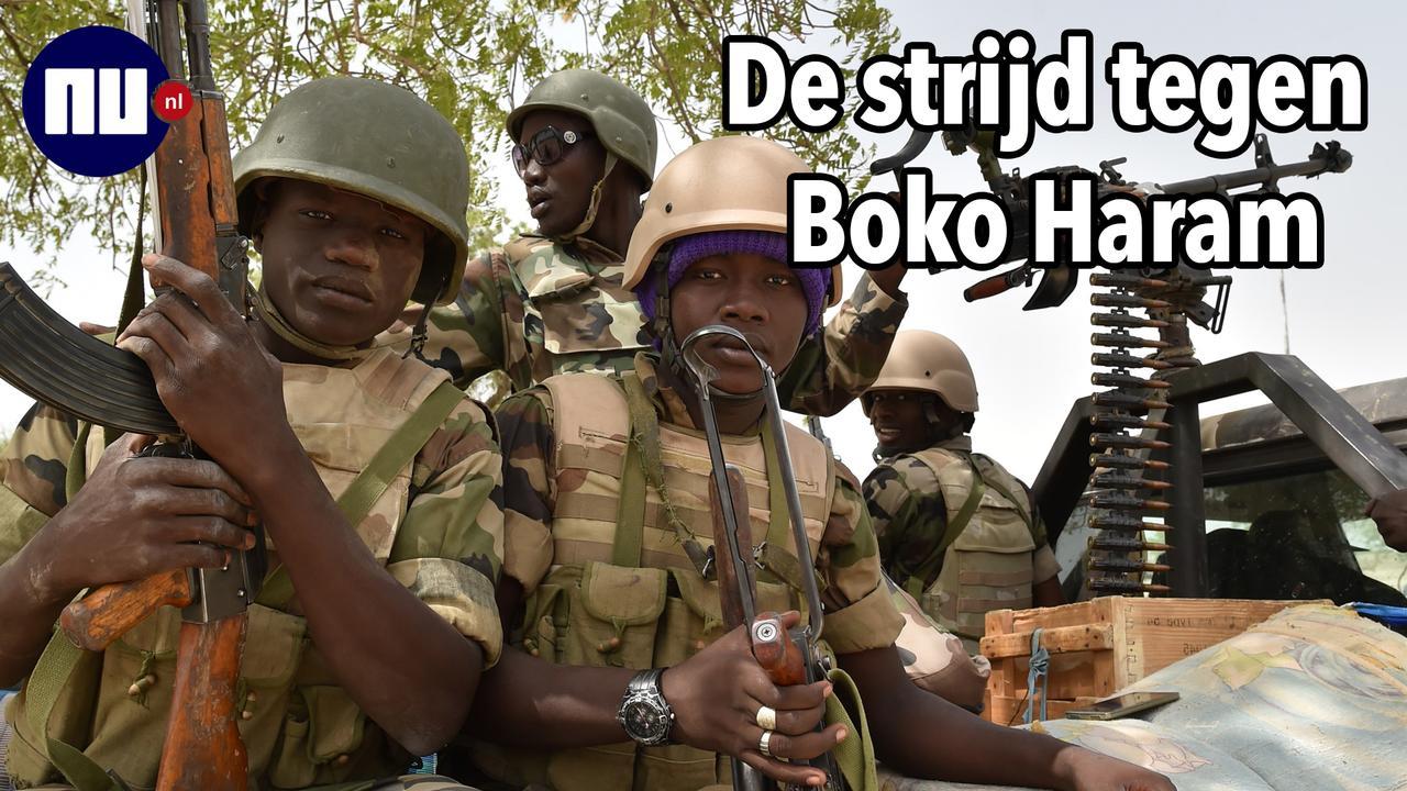 Hoe verloopt de strijd tegen Boko Haram