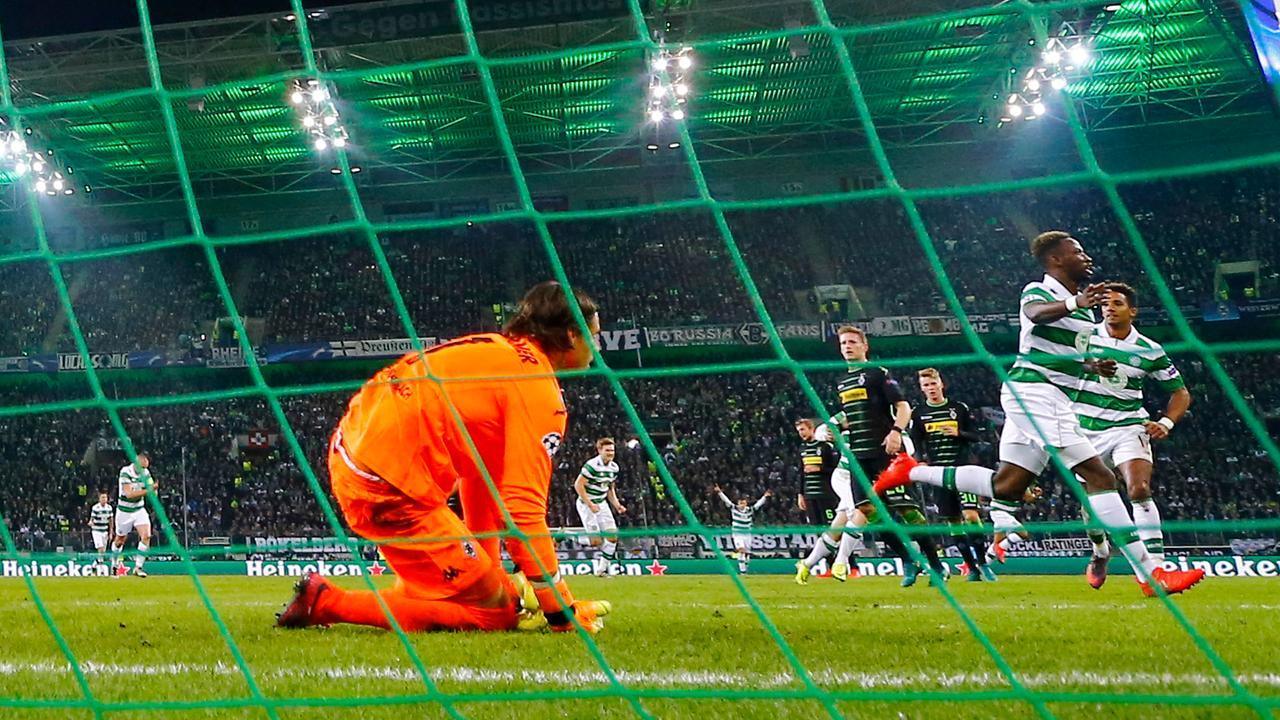 Samenvatting Gladbach-Celtic (1-1)