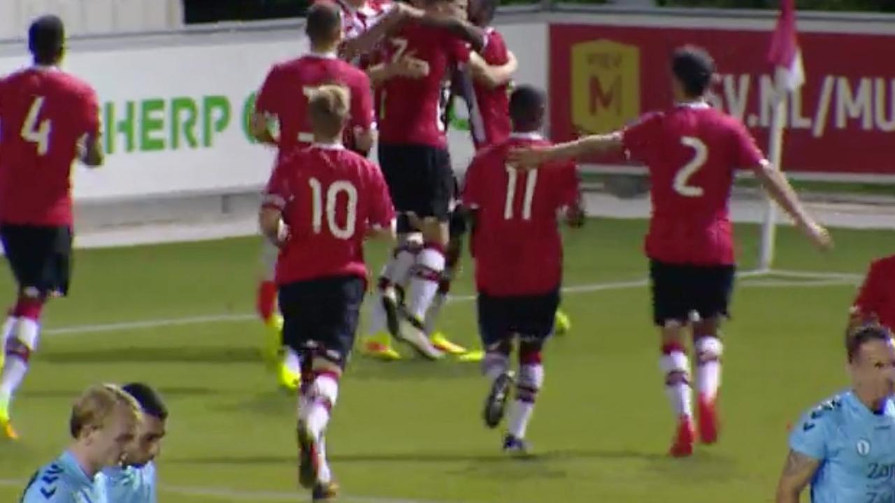 Samenvatting Jong PSV - Jong FC Utrecht
