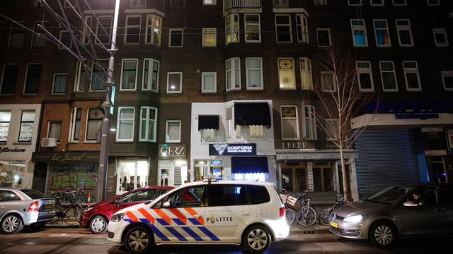 Twee gepakte terreurverdachten Rotterdam voorgeleid