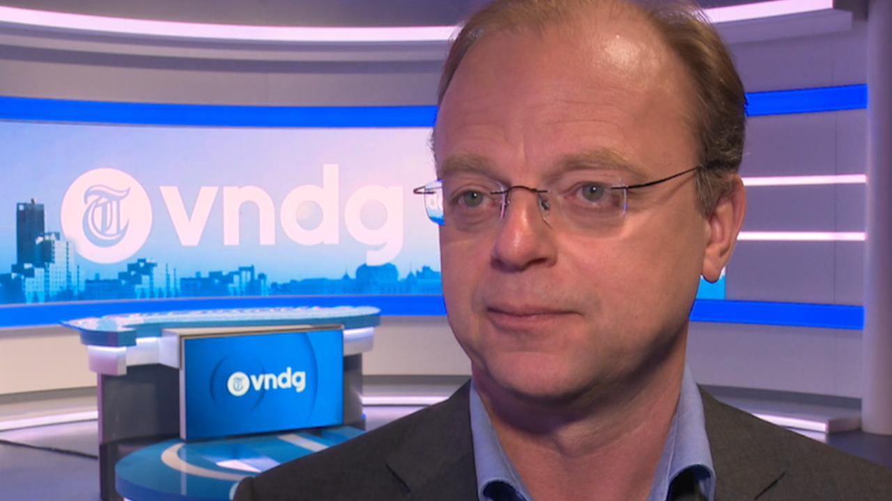 Hoofdredacteur Telegraaf licht oprichten videoplatform toe