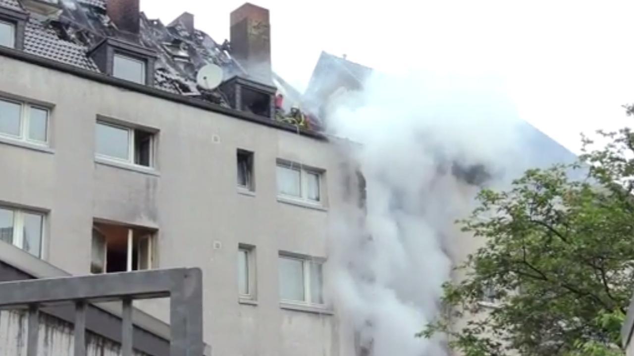 Drie doden en tientallen gewonden bij brand in Duisburg