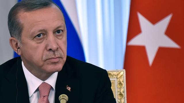 Erdogan noemt ook België centrum van PKK en coupplegers