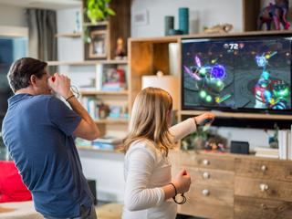 Switch-game van Nintendo flirt met eSports