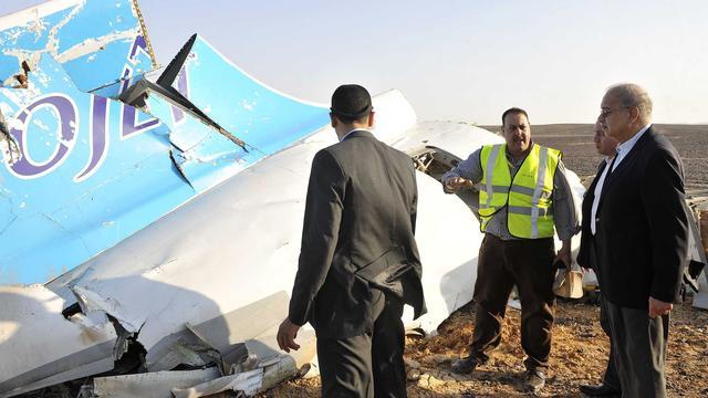 Egypte loopt 1,3 miljard dollar aan toerisme mis na crash vliegtuig