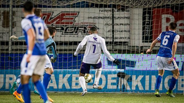 Samenvatting FC Den Bosch-VVSB