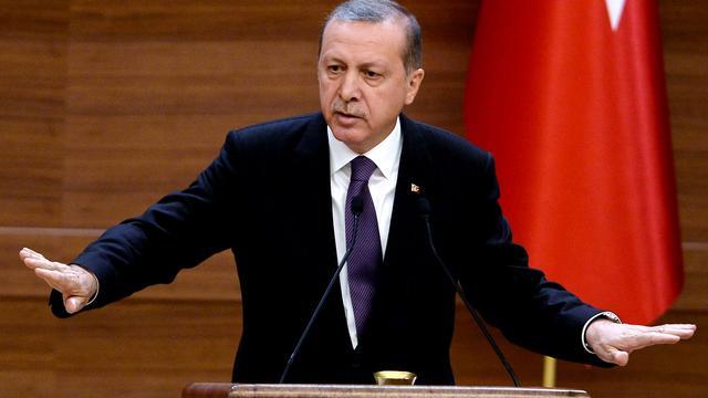 Erdogan biedt excuses aan voor dood neergehaalde Russische piloot