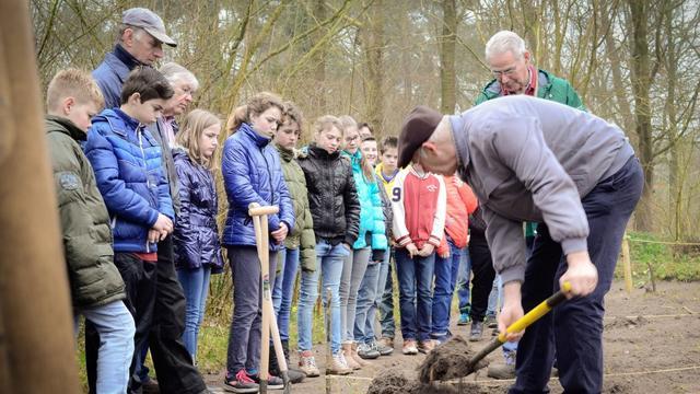 Gemeente Rucphen viert Boomfeestdag