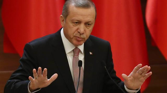 Erdogan gaat toch in gesprek met Obama tijdens bezoek VS