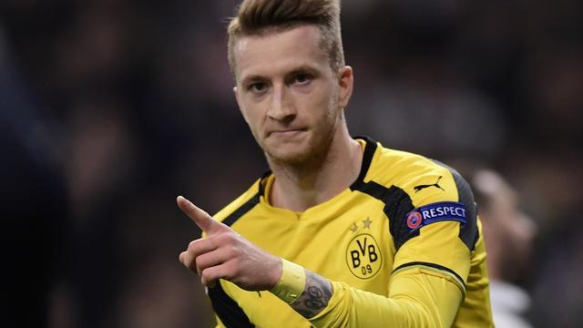 Reus brengt Dortmund in slotfase op gelijke hoogte