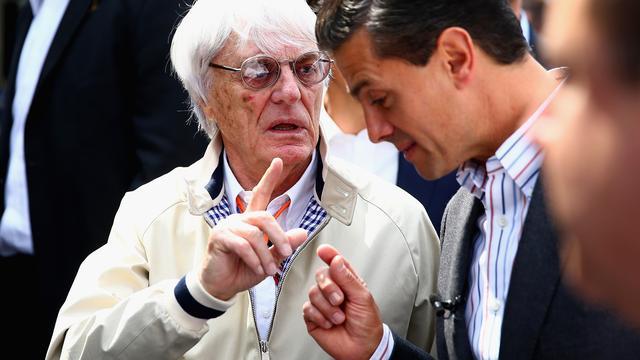 Ecclestone sluit rentree GP Argentinië in Formule 1 niet uit