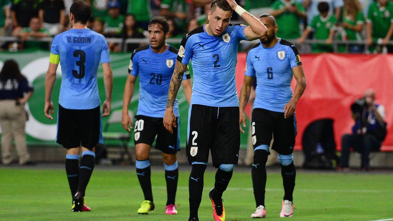 Verkeerd volkslied afgespeeld bij duel Uruguay in Copa America