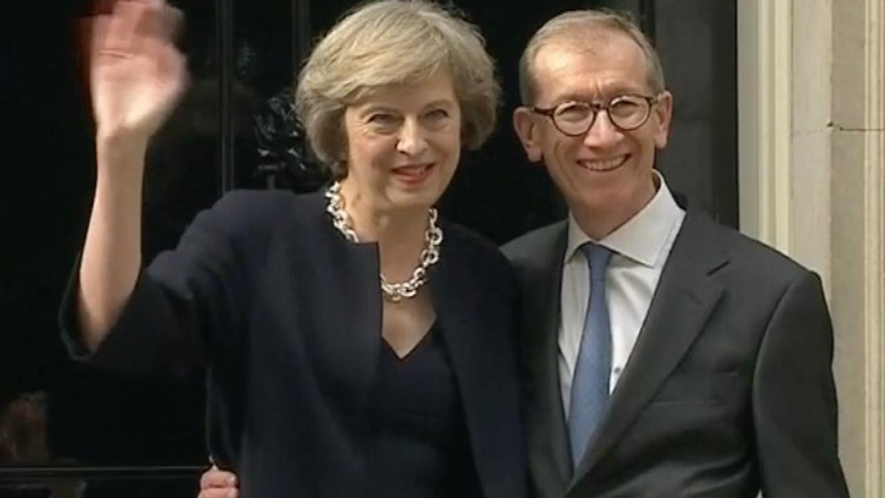 Theresa May houdt eerste toespraak als premier Groot-Brittanië