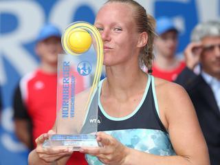 Nederlandse is op Duitse gravel veel te sterk voor Mariana Duque-Marino