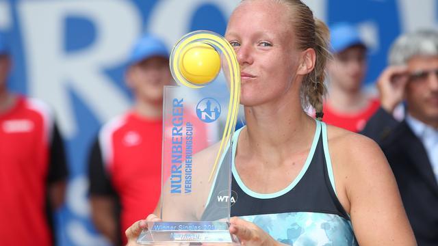 Bertens wint in Neurenberg voor tweede keer in carrière WTA-toernooi