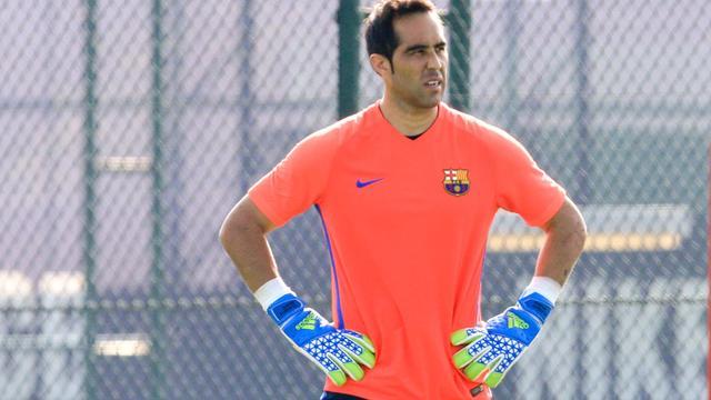 FC Barcelona nadert akkoord met City over doelman Bravo