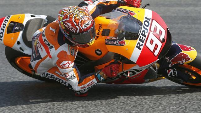 Marquez grijpt terug op oude motor voor TT Assen