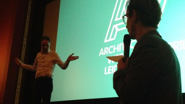 Architectuurweek Leiden gestart