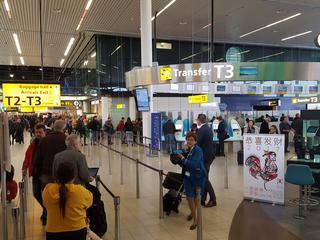 Aantal ernstig vertraagde of geannuleerde vluchten meer dan twee keer hoger