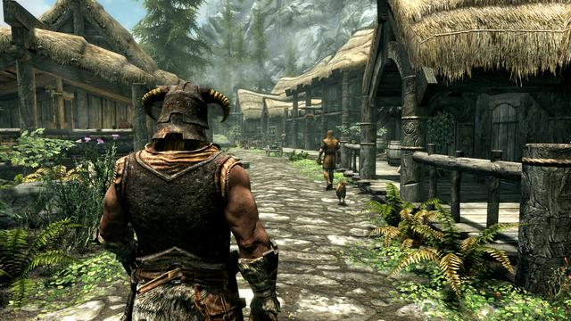 Modders maken The Elder Scrolls 4: Oblivion na in Skyrim