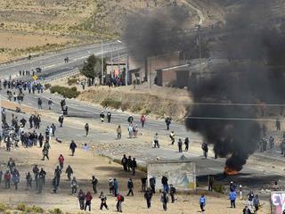 Regering bevestigd dood Rodolfo Illanes nadat die door stakende mijnwerkers was ontvoerd