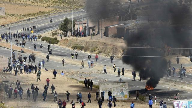 Boliviaanse viceminister gedood na ontvoering door mijnwerkers
