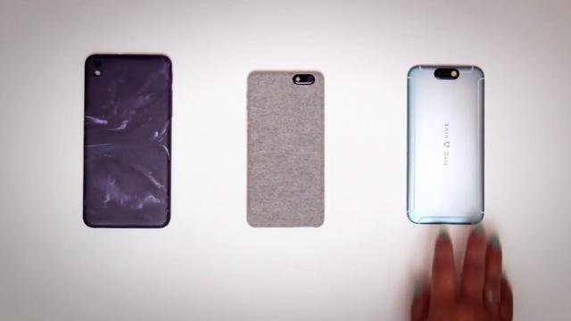 'Nieuwe HTC-telefoon deelt naam met VR-bril Vive'