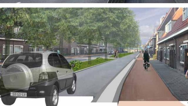 Bewoners, bedrijven en gemeente gaan westelijke stadsboulevard ontwerpen